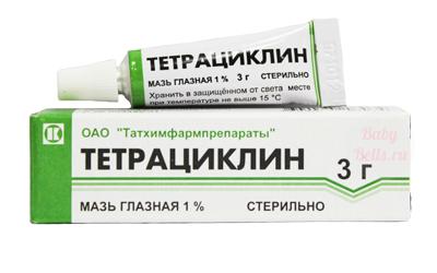 лекарство оксолиновая мазь