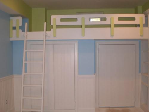 Оригинальные идеи для детской комнаты. Фото 18