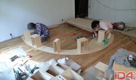 Оригинальные идеи для детской комнаты. Фото 9