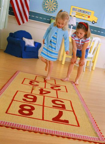 Оригинальные идеи для детской комнаты. Фото 5