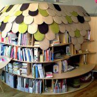 Оригинальные идеи для детской комнаты. Фото 15