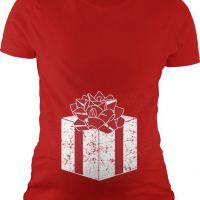 Новогоднее платье для беременных. Фото 2