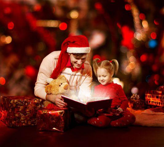 Купите новогоднюю книжку