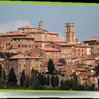 Монтепульчано - город в Италии