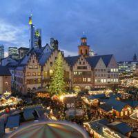 Франкфурт - город в Германии