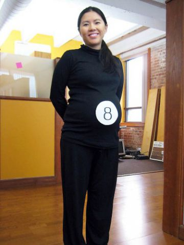 Карнавальный костюм для беременных. Фото 6